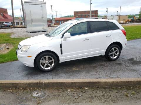 2013 Chevrolet Captiva Sport for sale at Big Boys Auto Sales in Russellville KY