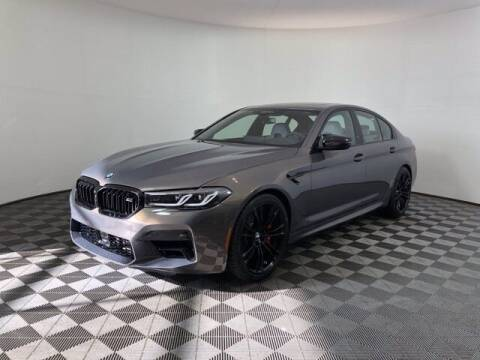 2021 BMW M5 for sale at BMW of Schererville in Shererville IN
