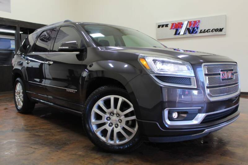 2016 GMC Acadia for sale at Driveline LLC in Jacksonville FL