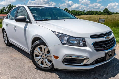 2016 Chevrolet Cruze Limited for sale at Fruendly Auto Source in Moscow Mills MO