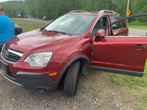 2009 Saturn Vue for sale at Trocci's Auto Sales in West Pittsburg PA