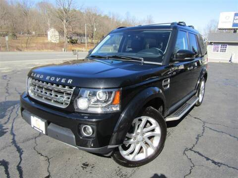 2015 Land Rover LR4 for sale at Guarantee Automaxx in Stafford VA