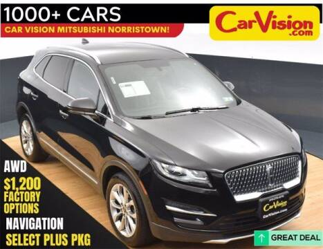 2019 Lincoln MKC for sale at Car Vision Buying Center in Norristown PA