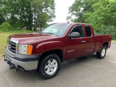 2011 GMC Sierra 1500 for sale at Elite Pre-Owned Auto in Peabody MA