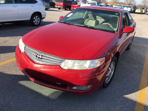 2003 Toyota Camry Solara for sale at Sonny Gerber Auto Sales in Omaha NE