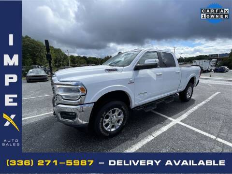 2020 RAM Ram Pickup 2500 for sale at Impex Auto Sales in Greensboro NC