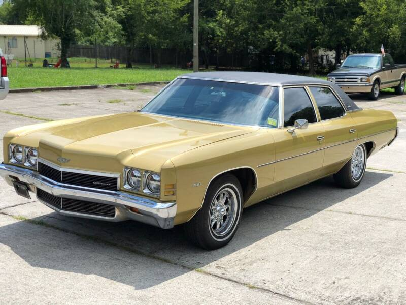 1972 Chevrolet Impala for sale at Highway 41 South Motorplex in Springfield TN