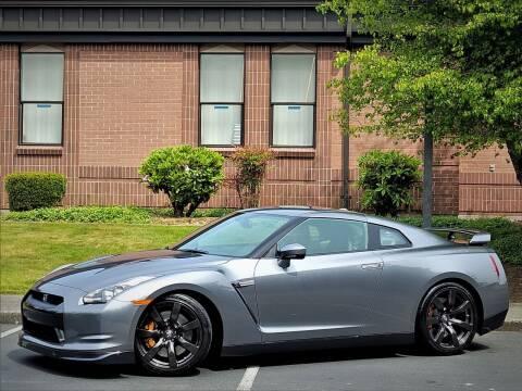 2010 Nissan GT-R for sale at SEATTLE FINEST MOTORS in Lynnwood WA
