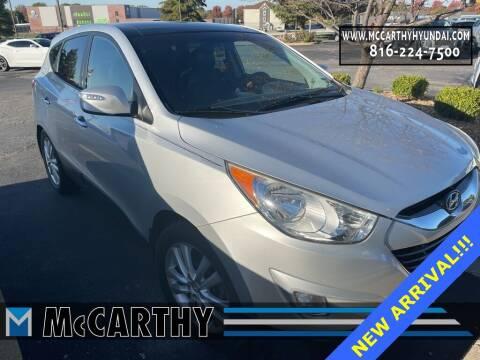 2011 Hyundai Tucson for sale at Mr. KC Cars - McCarthy Hyundai in Blue Springs MO