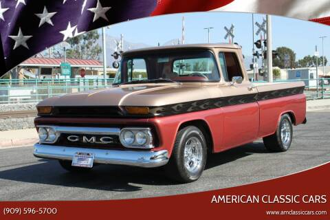 1963 GMC 1500 Series for sale at American Classic Cars in La Verne CA