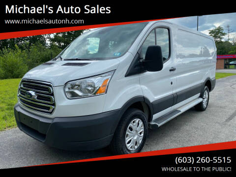 2019 Ford Transit Cargo for sale at Michael's Auto Sales in Derry NH