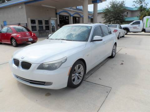 2010 BMW 5 Series for sale at Bavarian Auto Center in Rockledge FL