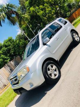 2011 Honda Pilot for sale at IRON CARS in Hollywood FL