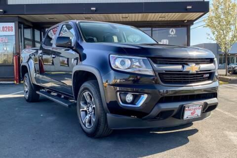 2016 Chevrolet Colorado for sale at Michaels Auto Plaza in East Greenbush NY