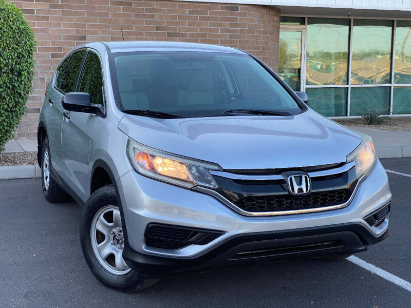 2016 Honda CR-V for sale at AKOI Motors in Tempe AZ