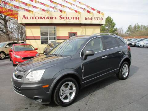2013 Chevrolet Captiva Sport for sale at Automart South in Alabaster AL