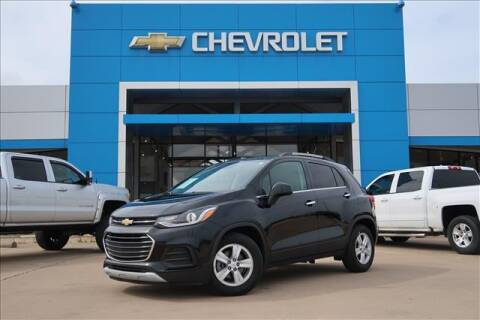 2020 Chevrolet Trax for sale at Lipscomb Auto Center in Bowie TX
