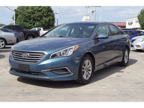 2016 Hyundai Sonata for sale at Watson Auto Group in Fort Worth TX