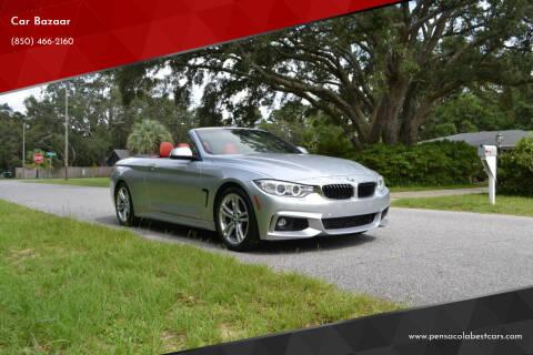 2014 BMW 4 Series for sale at Car Bazaar in Pensacola FL