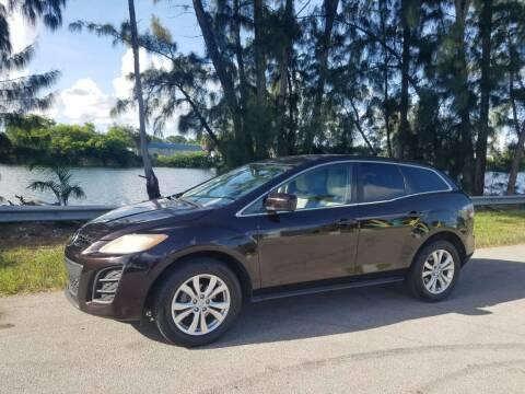 2010 Mazda CX-7 for sale at Import Haven in Davie FL
