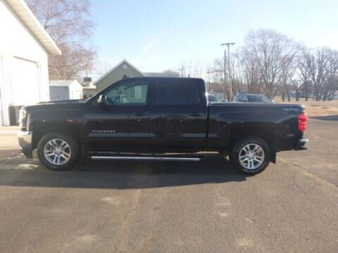 2016 Chevrolet Silverado 1500 for sale at JIM WOESTE AUTO SALES & SVC in Long Prairie MN