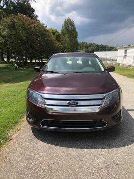 2011 Ford Fusion for sale at Speed Auto Mall in Greensboro NC