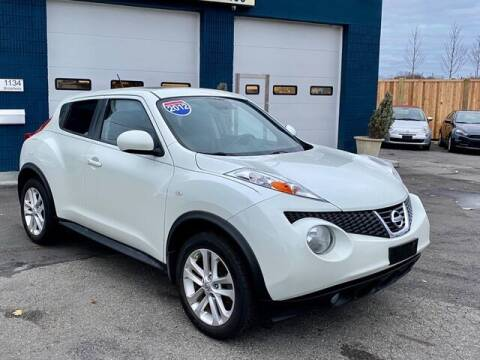 2012 Nissan JUKE for sale at Saugus Auto Mall in Saugus MA