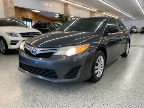 2012 Toyota Camry for sale at Dixie Motors in Fairfield OH