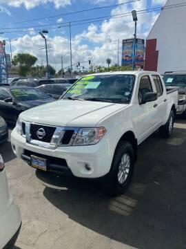 2016 Nissan Frontier for sale at LA PLAYITA AUTO SALES INC - 3271 E. Firestone Blvd Lot in South Gate CA