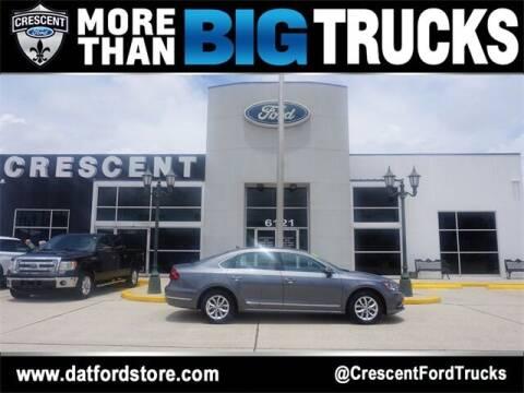 2017 Volkswagen Passat for sale at Crescent Ford in Harahan LA