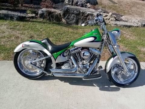 2012 Harley-Davidson FLS for sale at HIGHWAY 12 MOTORSPORTS in Nashville TN