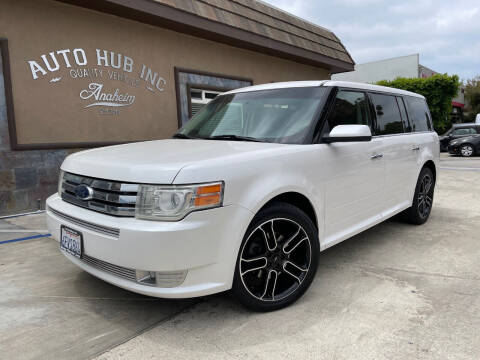 2009 Ford Flex for sale at Auto Hub, Inc. in Anaheim CA