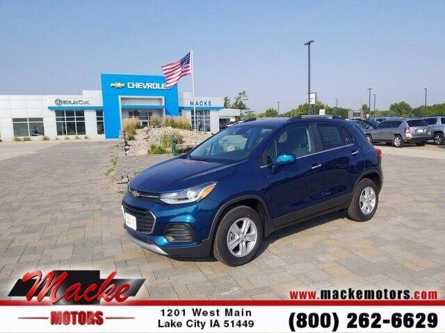 2020 Chevrolet Trax for sale in Lake City, IA