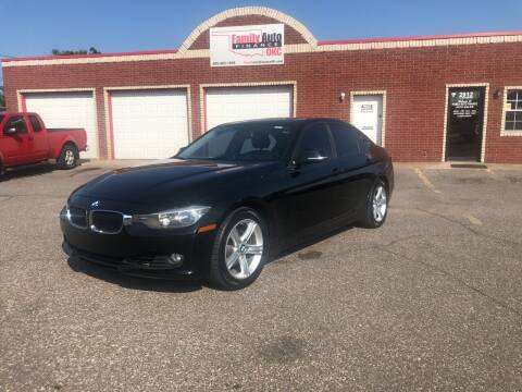 2015 BMW 3 Series for sale at Family Auto Finance OKC LLC in Oklahoma City OK