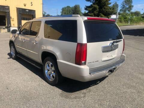 2007 Cadillac Escalade ESV for sale at South Tacoma Motors Inc in Tacoma WA