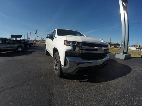 2021 Chevrolet Silverado 1500 for sale at MARTINDALE CHEVROLET in New Madrid MO