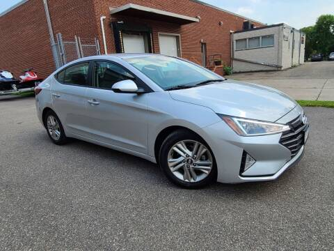 2019 Hyundai Elantra for sale at Minnesota Auto Sales in Golden Valley MN