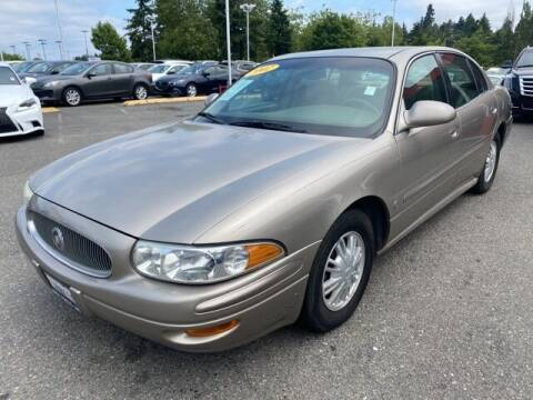 2002 Buick LeSabre for sale at Autos Only Burien in Burien WA