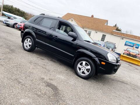 2006 Hyundai Tucson for sale at New Wave Auto of Vineland in Vineland NJ