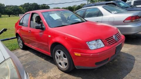 2000 Volkswagen Jetta for sale at Dave-O Motor Co. in Haltom City TX