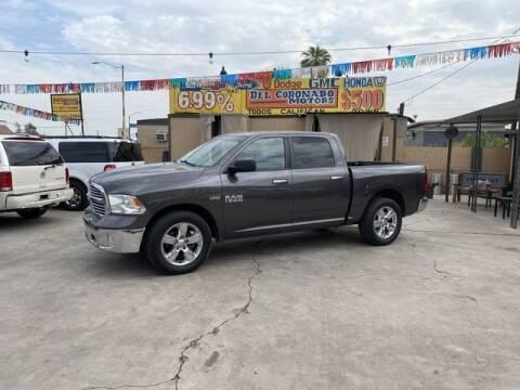 2014 RAM Ram Pickup 1500 for sale at DEL CORONADO MOTORS in Phoenix AZ