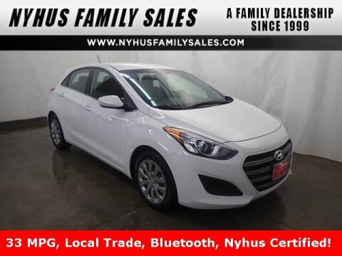 2016 Hyundai Elantra GT for sale at Nyhus Family Sales in Perham MN