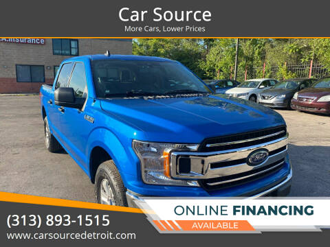 2020 Ford F-150 for sale at Car Source in Detroit MI