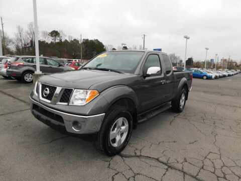 2005 Nissan Frontier for sale at Paniagua Auto Mall in Dalton GA