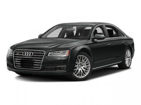 2016 Audi A8 L for sale at Car Vision Buying Center in Norristown PA