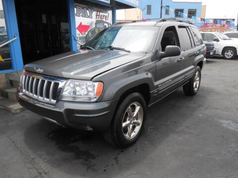 2004 Jeep Grand Cherokee for sale at ANYTIME 2BUY AUTO LLC in Oceanside CA