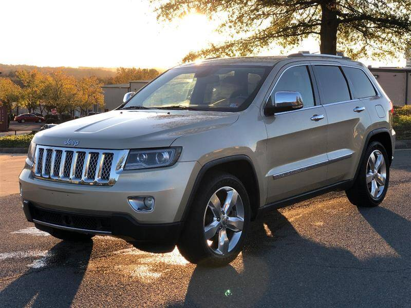 2011 Jeep Grand Cherokee for sale at Real Deal Auto in Fredericksburg VA