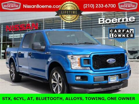 2020 Ford F-150 for sale at Nissan of Boerne in Boerne TX