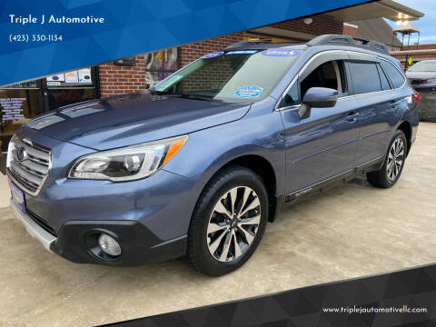 2016 Subaru Outback for sale at Triple J Automotive in Erwin TN