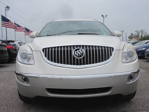 2012 Buick Enclave for sale at T & D Motor Company in Bethany OK